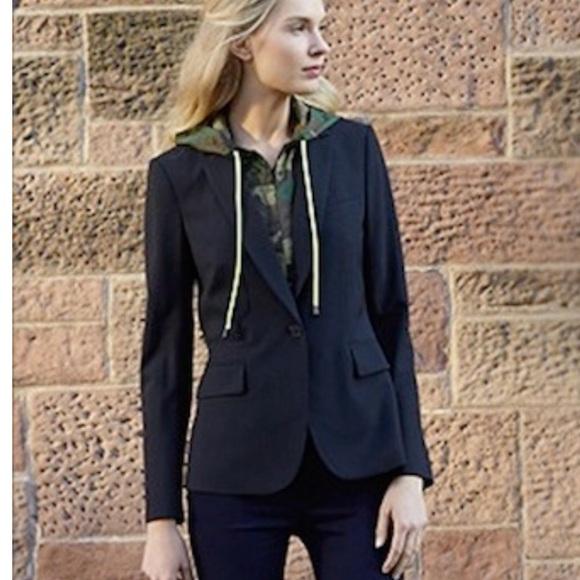 33ba4fd9ddb7c Veronica Beard Jackets & Coats | New Camo Nylon Hoodie Dickey | Poshmark